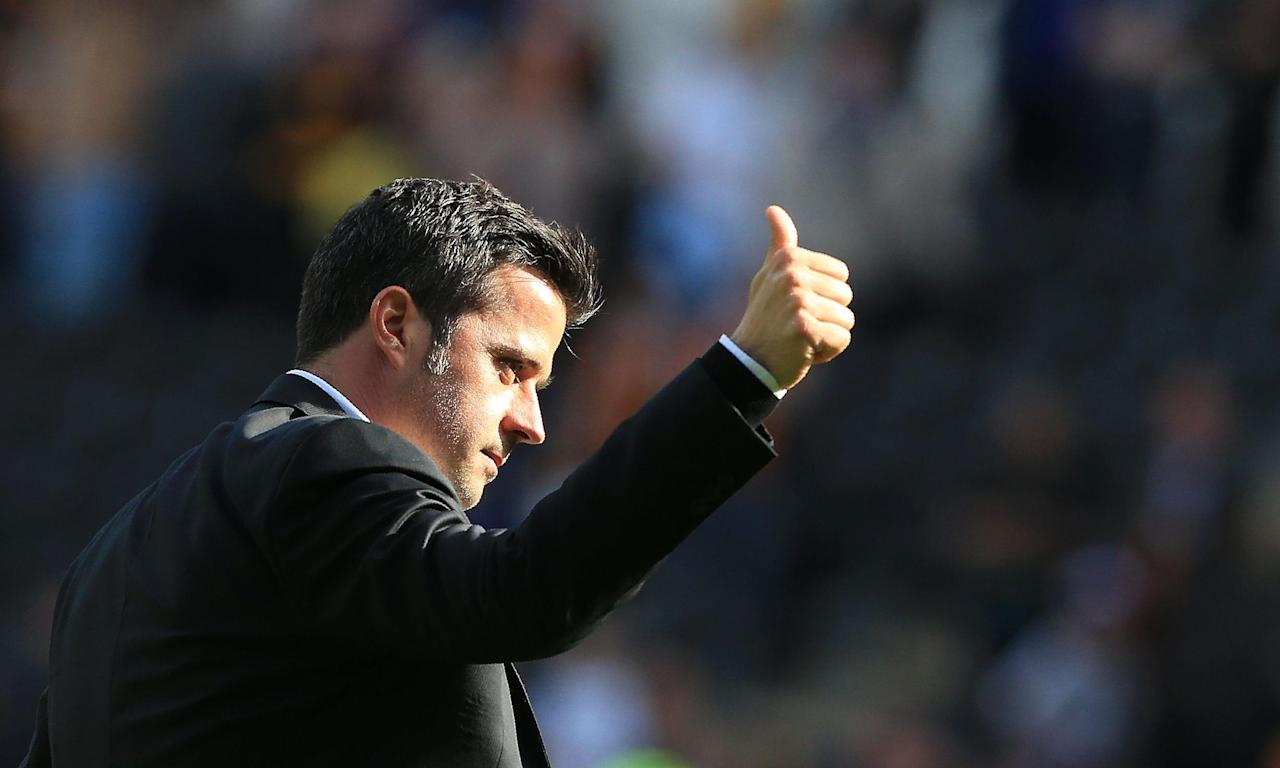 Watford close in on Marco Silva as Crystal Palace weigh up Sean Dyche