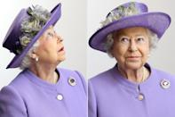 """<p>""""Much has been made of the Queen's enduring style. Her unique ability to dress for the occasion while also standing out in a large crowd has long been admired,"""" writes Jackson.</p> <p>""""I love her expressions here,"""" he recalls of a 2012 photo call at a new maternity ward at the Lister Hospital in Stevenage, Hertfordshire, where even just a glance upward shows glimpses of the Queen's curiosity and personality.</p>"""