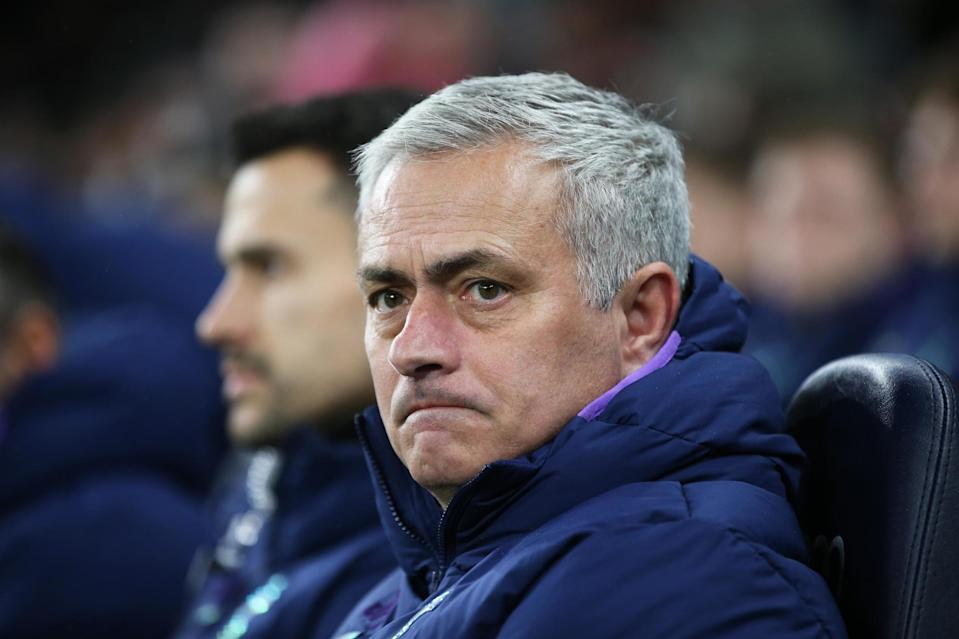 <p>Mourinho has been vocal in his criticism of the international breaks.</p>Tottenham Hotspur FC via Getty I