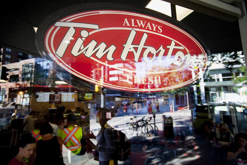 Tim Hortons' owner is 'not happy' with the brand, eyes major turnaround