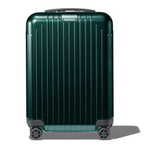 """<p><a class=""""link rapid-noclick-resp"""" href=""""https://go.redirectingat.com?id=127X1599956&url=https%3A%2F%2Fwww.rimowa.com%2Fgb%2Fen%2Fluggage%2Fpolycarbonate%2Fcabin-s%2F82352644.html%23start%3D11&sref=https%3A%2F%2Fwww.esquire.com%2Fuk%2Fstyle%2Fg26322230%2Fbest-luggage-mens%2F"""" rel=""""nofollow noopener"""" target=""""_blank"""" data-ylk=""""slk:SHOP"""">SHOP</a></p><p>Rimowa's Cabin S is colourful, and a lot lighter than your usual luggage. That means extra pairs of trainers you probably won't wear, and a suitcase that makes the whole cumbersome experience of an airport a little less, well, cumbersome.</p><p>Cabin S L, £400, <a href=""""https://go.redirectingat.com?id=127X1599956&url=https%3A%2F%2Fwww.rimowa.com%2Fgb%2Fen%2Fluggage%2Fpolycarbonate%2Fcabin-s%2F82352644.html%23start%3D11&sref=https%3A%2F%2Fwww.esquire.com%2Fuk%2Fstyle%2Fg26322230%2Fbest-luggage-mens%2F"""" rel=""""nofollow noopener"""" target=""""_blank"""" data-ylk=""""slk:rimowa.com"""" class=""""link rapid-noclick-resp"""">rimowa.com</a></p>"""