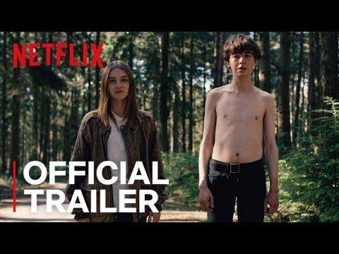 "<p><strong>Premiered</strong><strong>:</strong> January 5, 2018</p><p><strong>Starring</strong>: Alex Lawther, Jessica Barden, Gemma Whelan, Wunmi Mosaku, Steve Oram, Christine Bottomley, Navin Chowdhry, and Barry Ward</p><p><strong><strong>What it's about, according to Netflix:</strong></strong><strong> </strong>""A budding teen psychopath and a rebel hungry for adventure embark on a star-crossed road trip in this darkly comic series based on a graphic novel.""</p><p><a rel=""nofollow"" href=""https://www.youtube.com/watch?v=vbiiik_T3Bo"">See the original post on Youtube</a></p>"