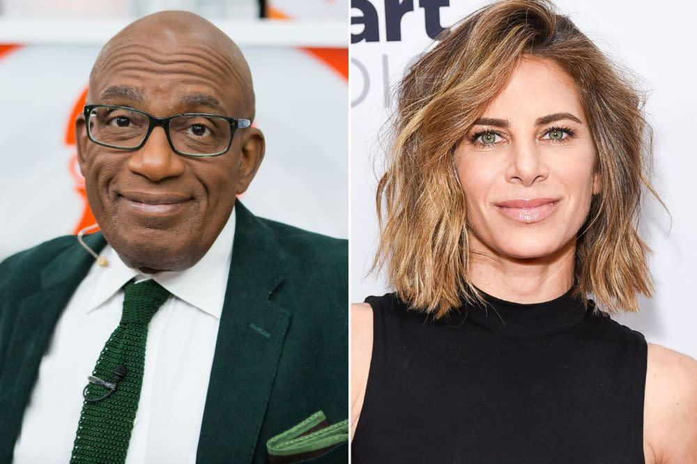 Al Roker and Jillian Michaels | Nathan Congleton / NBC / NBCU Photo Bank / Getty Images; Presley Ann / FilmMagic / Getty Images