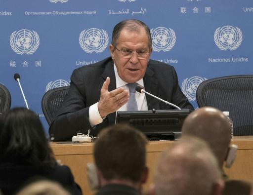<p>Russia tells US to show proof of N. Korea sanctions-busting</p>