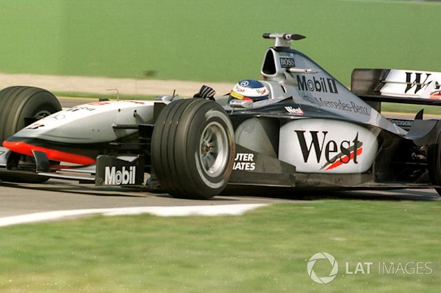"McLaren MP4/13 (1998) <span class=""copyright"">LAT Images</span>"
