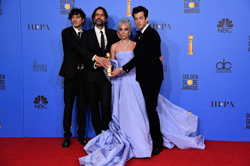 Lady Gaga Opens Up After Golden Globes 2019 Win!