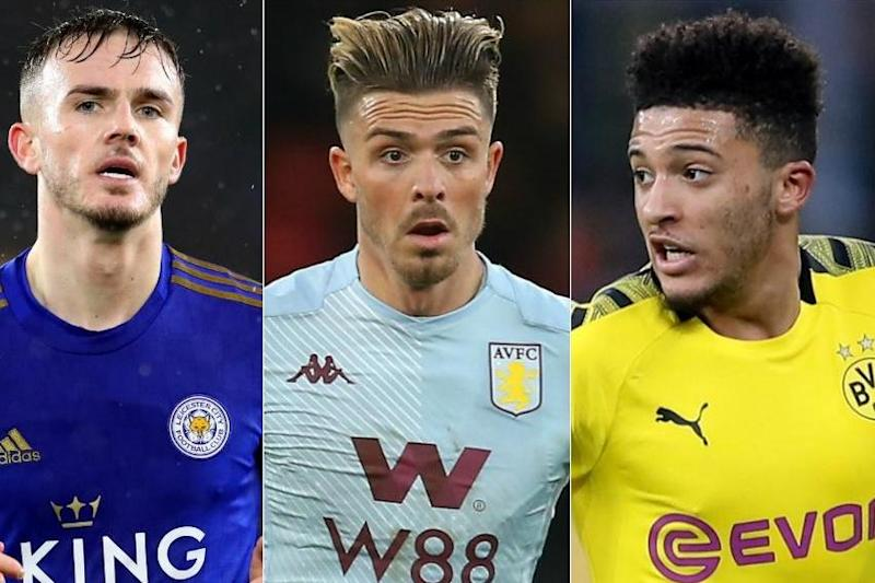 Maddison also wanted by United. (Getty Images)