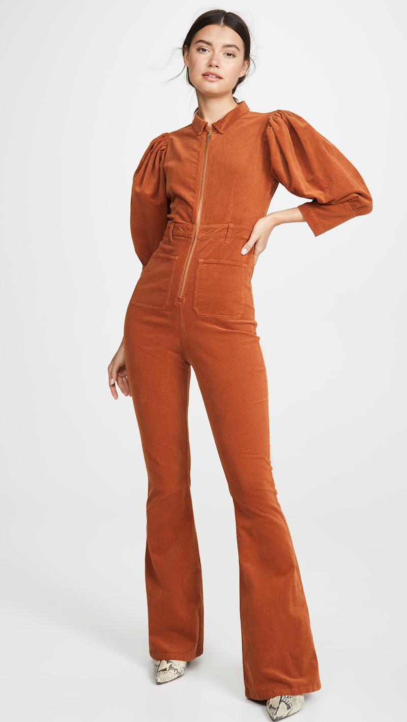 We Wore What '70s Jumpsuit
