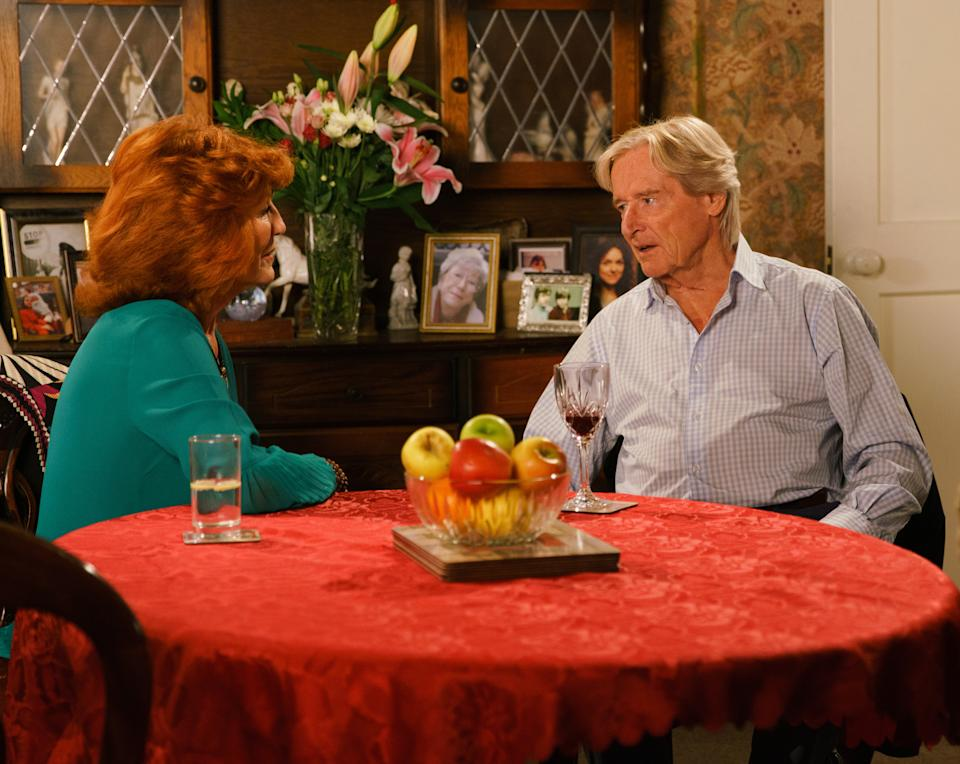 Bill Roache has achieved a world record in his role as Ken Barlow on Coronation Street. (ITV / Mark Bruce)