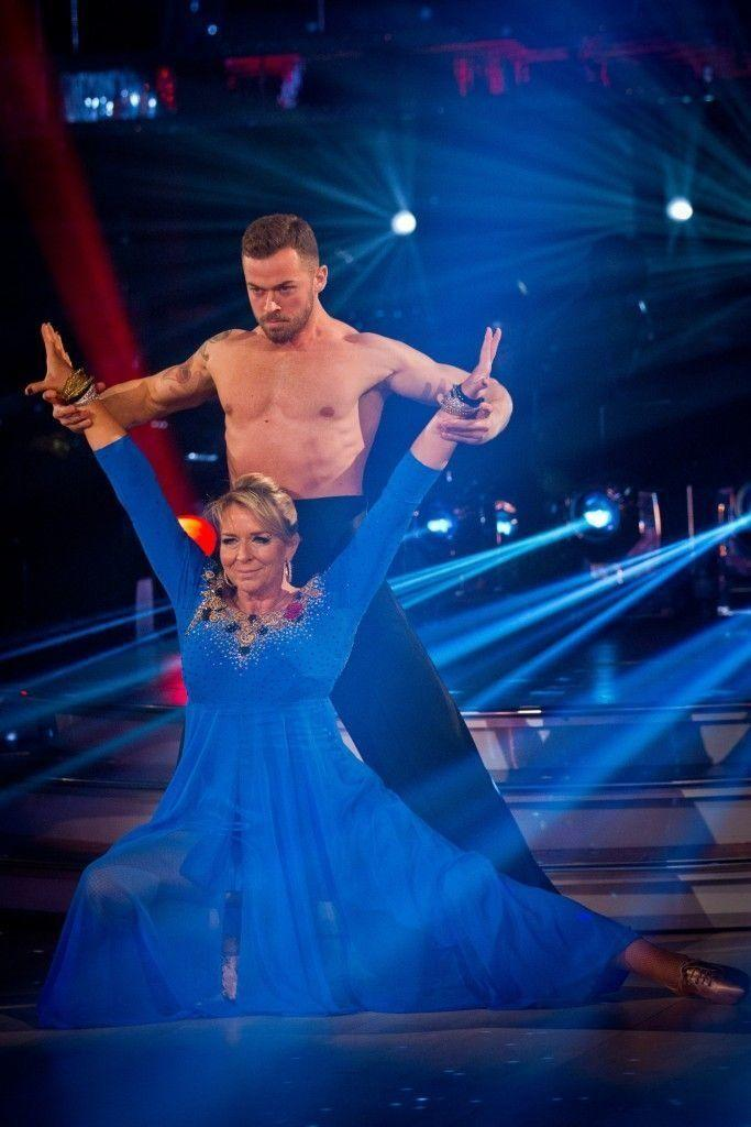 """It's rare that anyone walks away from 'Strictly Come Dancing' with anything negative to say about their experiences, but sadly Fern's stint on the hit show was blighted by the fact she didn't get on with her partner.<br /><br />The former 'This Morning' host said years later that Artem would """"look at her feet and just kick or shove"""" her, as well as jokingly telling her to """"shut her face"""" and """"go home before I kill you"""". <br /><br />Ouchie.<br /><br />The two eventually wound up finishing in 10th place."""