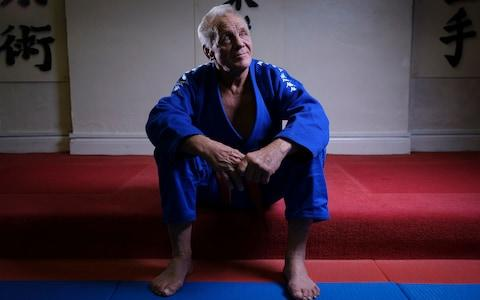 Brian Jacks - Brian Jacks planning to go it alone in search for judo's next superstar - Credit: Christopher Pledger