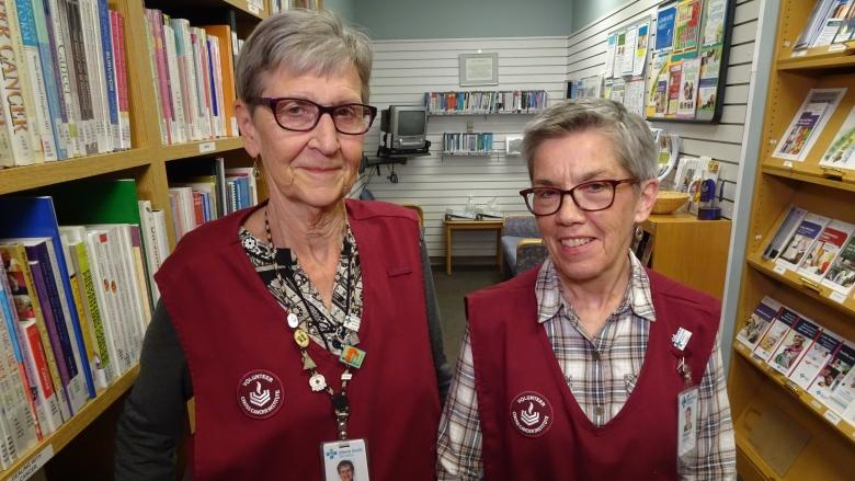 Volunteers at the core of Edmonton's Cross Cancer Institute