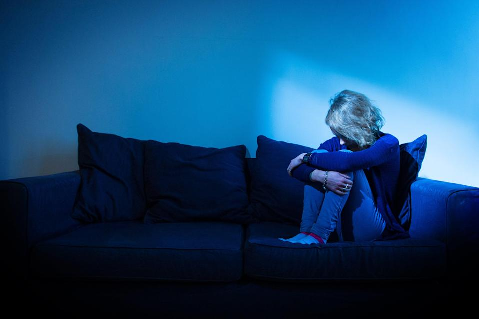 <p>By April 2020 referrals to NHS talking therapy dropped to as low as 57,814</p> (PA Archive)