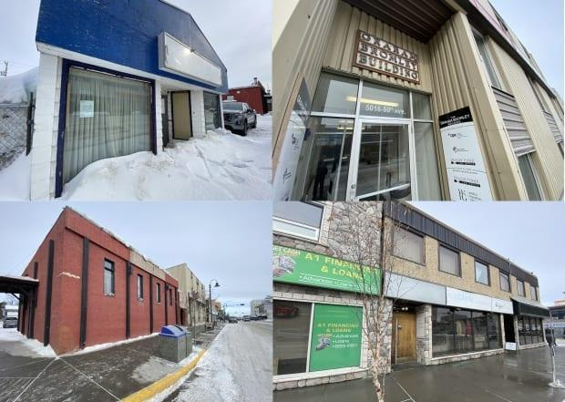 A Yellowknife company purchased five buildings in a bid to create more affordable housing in the city and keep profits circulating locally. (Chantal Dubuc/CBC - image credit)