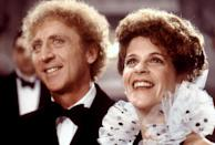 """<p>Gene Wilder directed and starred opposite his wife, <i>Saturday Night Live </i>breakout Gilda Radner, in her final feature film role before her untimely death from ovarian cancer in 1989. That would cast a pall over the jokes in this horror comedy…were the movie actually funny to begin with. <a href=""""https://www.youtube.com/watch?v=A33OxMfB0WE"""" rel=""""nofollow noopener"""" target=""""_blank"""" data-ylk=""""slk:Watch the Trailer"""" class=""""link rapid-noclick-resp"""">Watch the Trailer</a> <i>(Photo: Everett Collection)</i></p>"""
