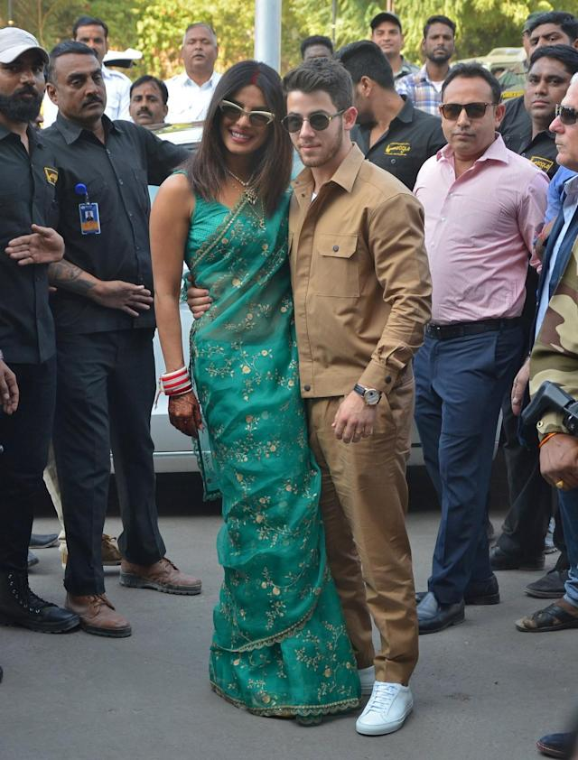 Outrage: An article branding Priyanka a 'global scam artist' has been condemned (Reuters)