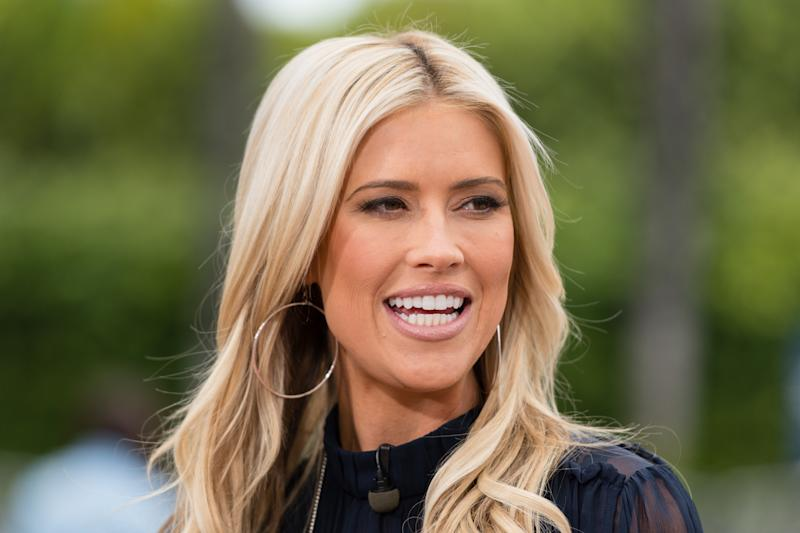 Fans are applauding Christina Anstead for showing the real side of motherhood. (Photo by Noel Vasquez/Getty Images)