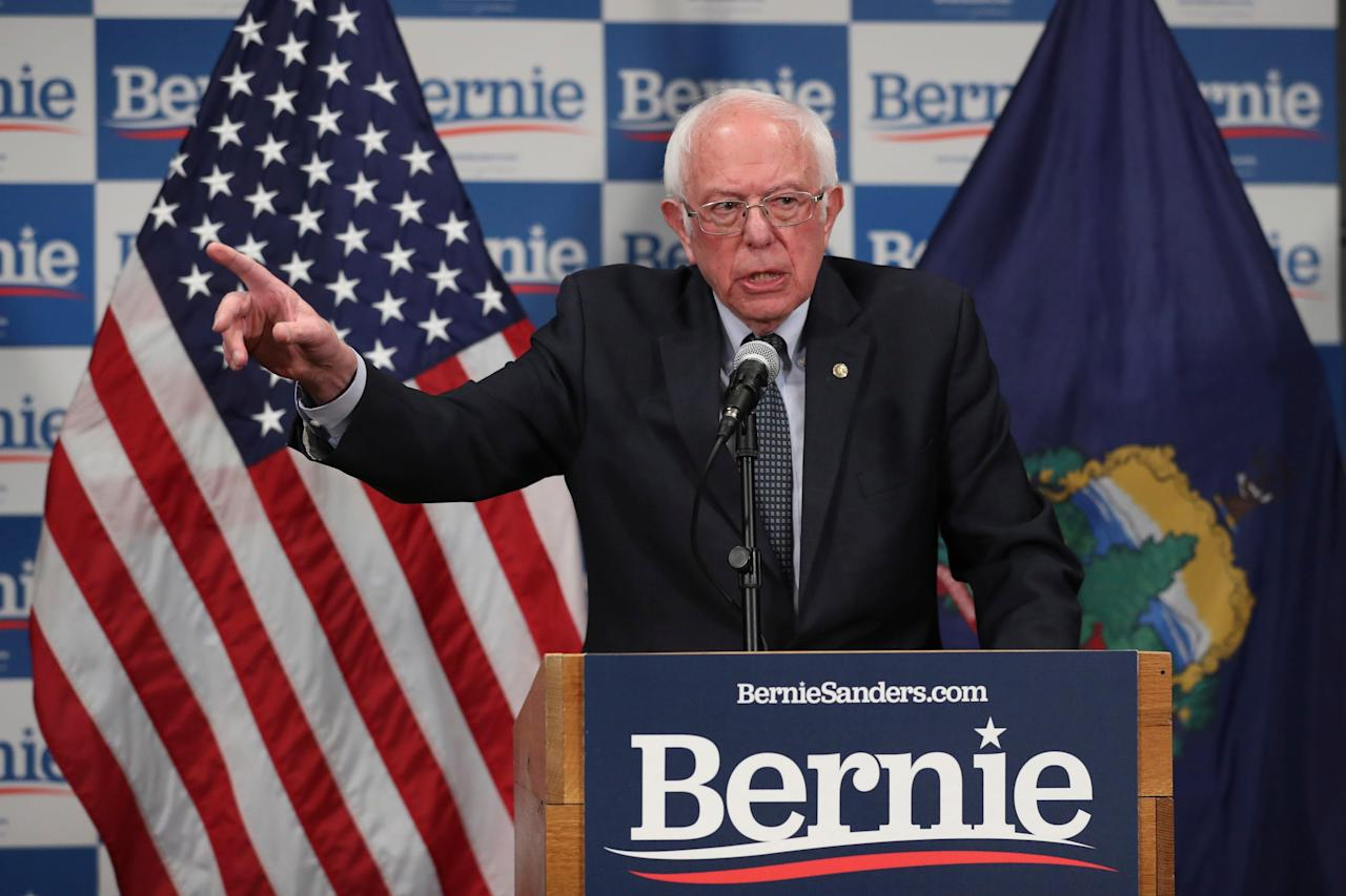 Coronavirus gives Sanders a chance and an obligation to push Biden left on health care