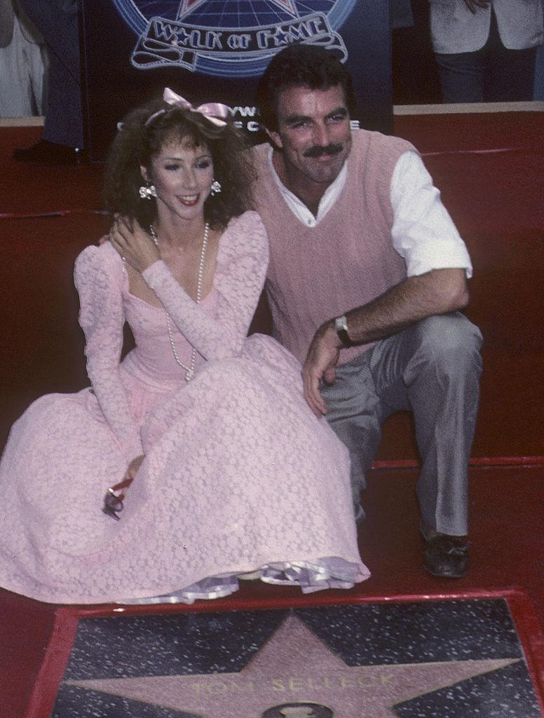 how tom selleck and jillie mack have one of the longest