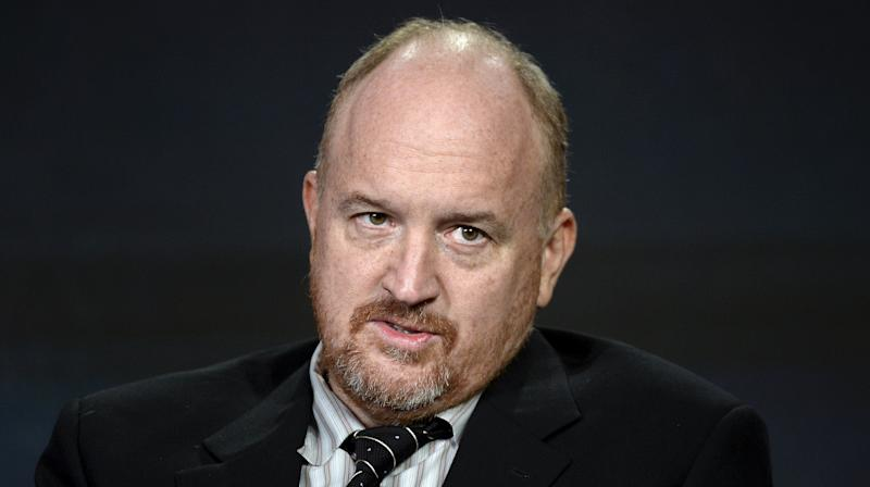 Netflix To Shut Down Planned Louis C.K. Comedy Special