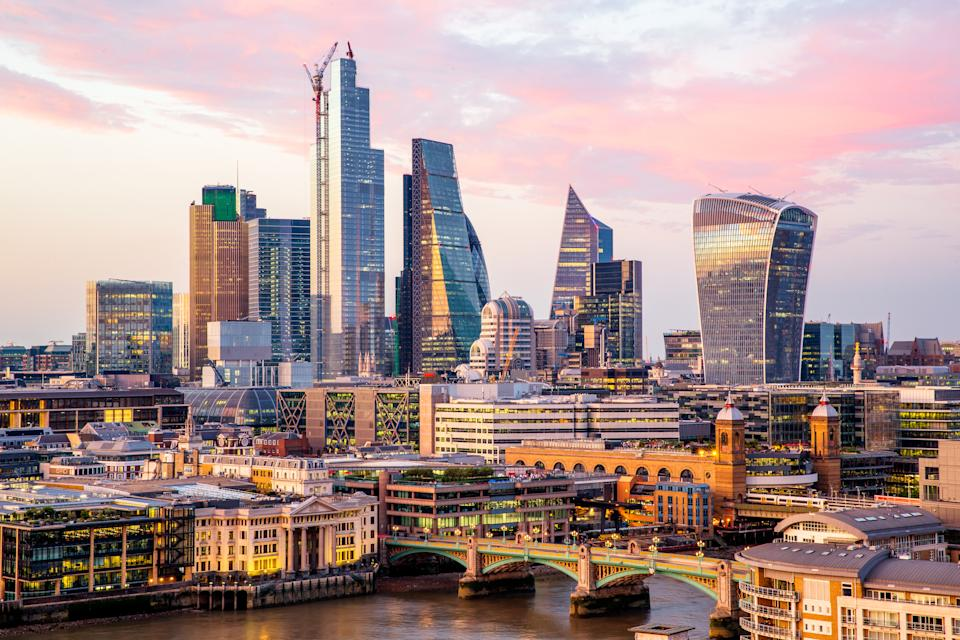 The pound has gained strength, which means visitors and international assignees visiting and living in the UK may find goods and services more expensive. Photo: Getty Images