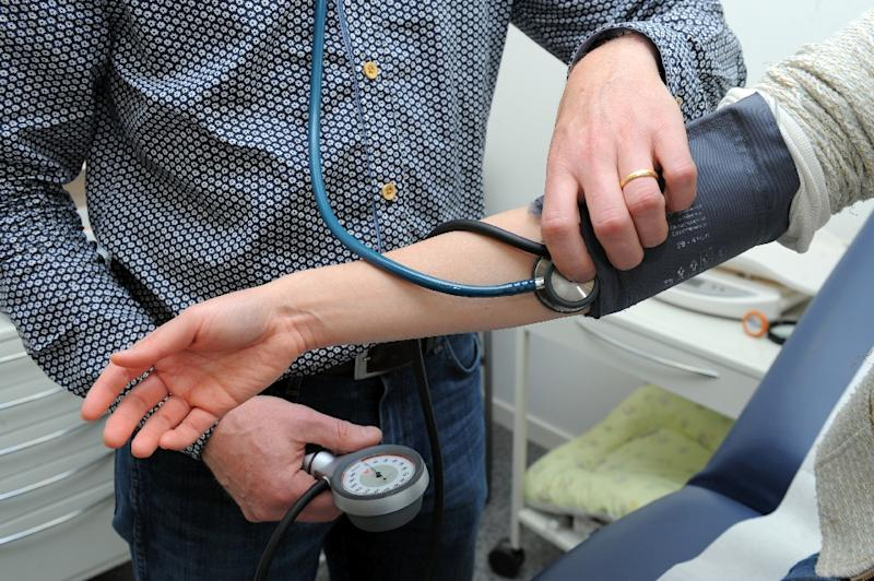 The average blood pressure of those taking part in the study began at around 140/90 mmHg, meaning they had what is clinically known as stage 1 hypertension