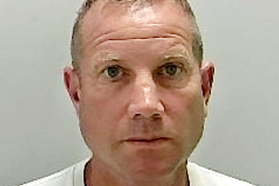Paul Oliver, 49, was jailed for six months.