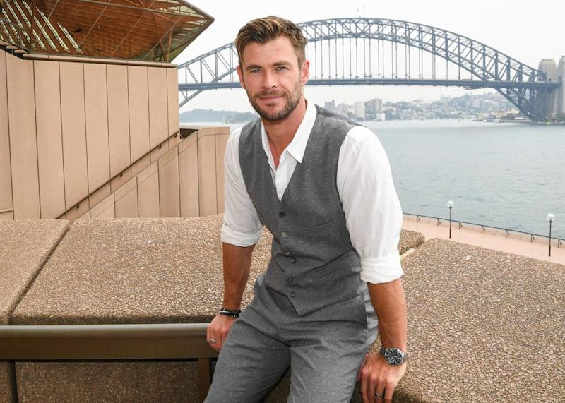 Chris Hemsworth donates $1M to support the fight against bushfires