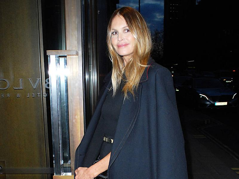 Elle Macpherson had to change her diet when she entered her fifties