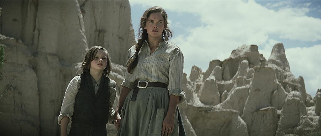 "Bryant Price and Ruth Wilson in Walt Disney Pictures' ""The Lone Ranger"" - 2013"