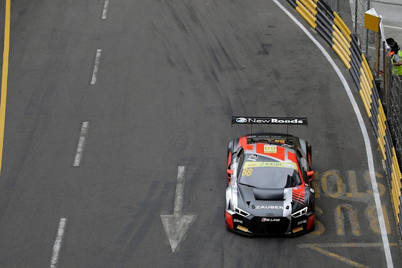 Eleven factory drivers in Macau GT World Cup entry