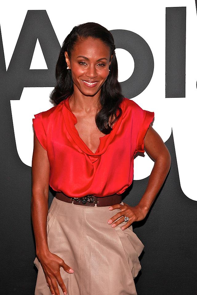 "Jada Pinkett Smith (""HawthoRNe"") turns 40. Charles Eshelman/<a href=""http://www.gettyimages.com/"" target=""new"">GettyImages.com</a> - June 14, 2011"