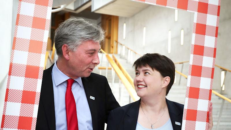 European election poll puts Scottish Tories and Labour in joint fourth