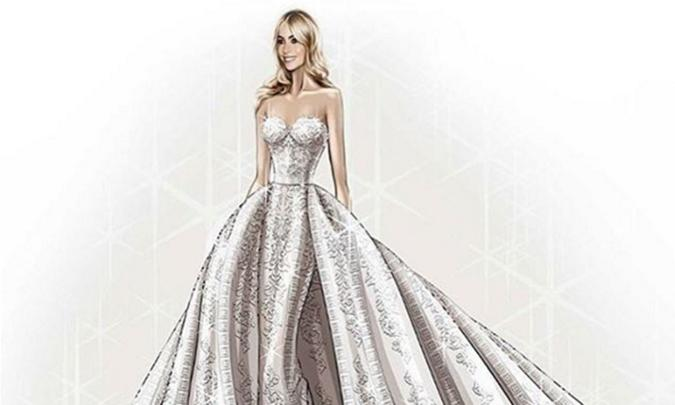 Zuhair Murad Reveals Sketch Of Sofia Vergara S Wedding Dress,Sell Wedding Dress Nyc
