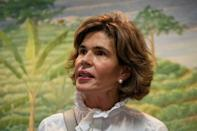Cristiana Chamorro, a journalist not affiliated with a political party, was placed under house arrest on government allegations of money laundering, widely regarded as trumped up accusations