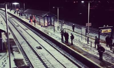 Snow And Ice Could Cause More Delays