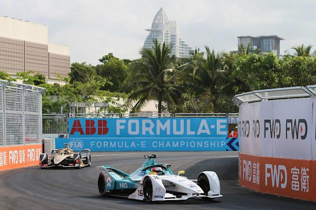 Formula E continues BBC deal into new season