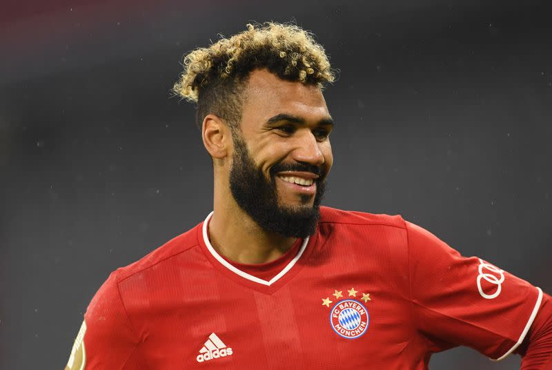 Choupo-Moting scores twice on Bayern debut in German Cup win