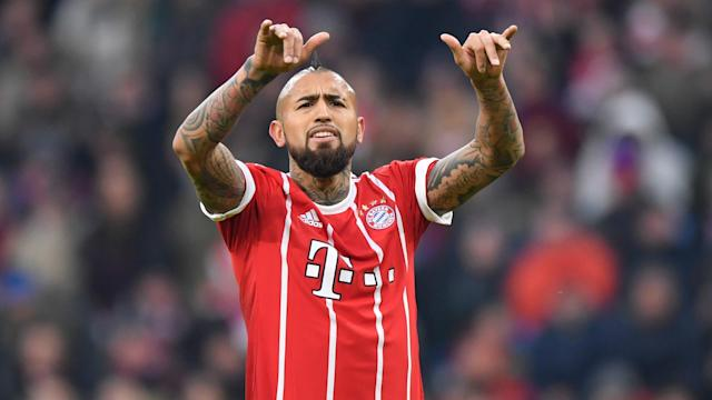 Arturo Vidal is not ruling out a change of clubs before the start of next season but his focus for now is on winning the Champions League.