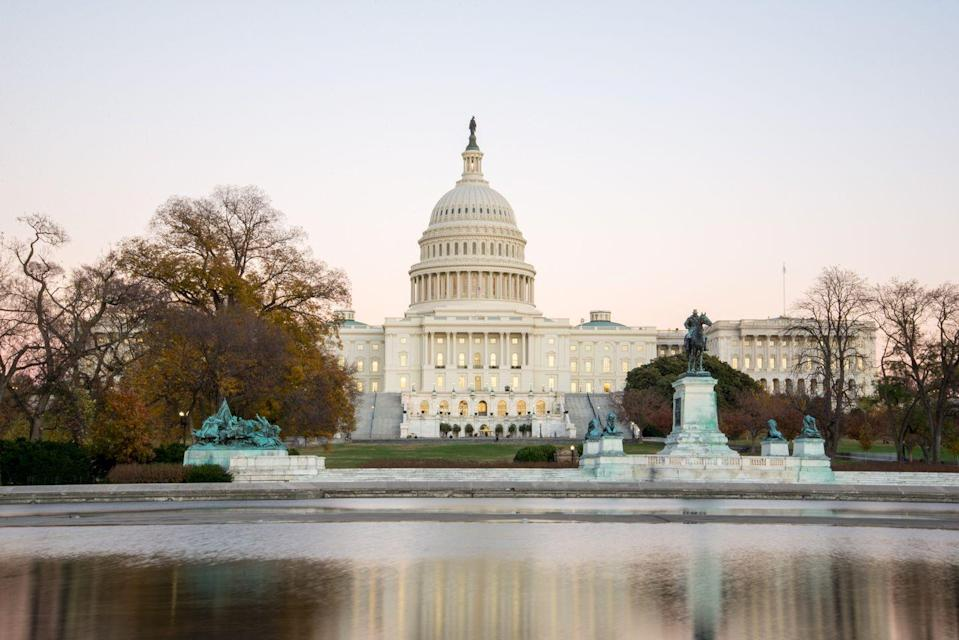<p>One of my absolute favorite running paths is the Mount Vernon Trail, an 18-mile paved path that runs from George Washington's home in Virginia along the Potomac River to the heart of D.C. You'll pass all the important monuments and end with a final push up Capitol Hill.</p>