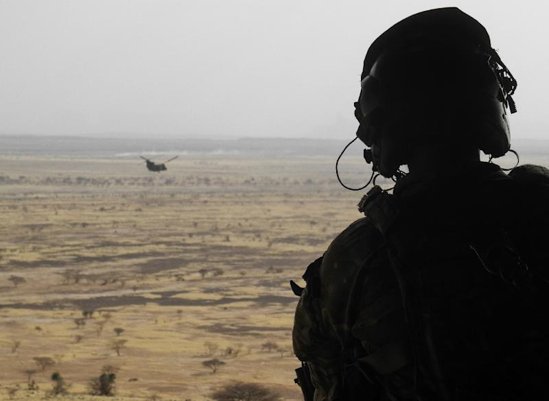 UN troops have been helping Mali armed forces but parts of the north remain out of control of security forces