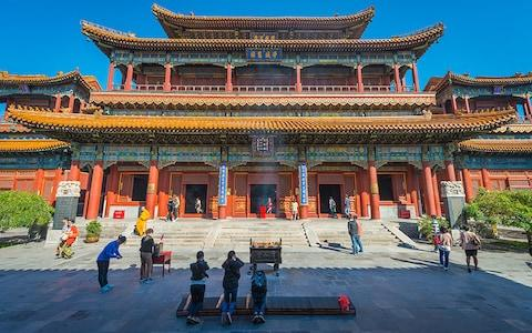 The Lama Temple - Credit: fotoVoyager/fotoVoyager