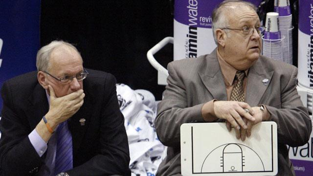 Syracuse Fires Bernie Fine, Coach Caught in Abuse Allegations