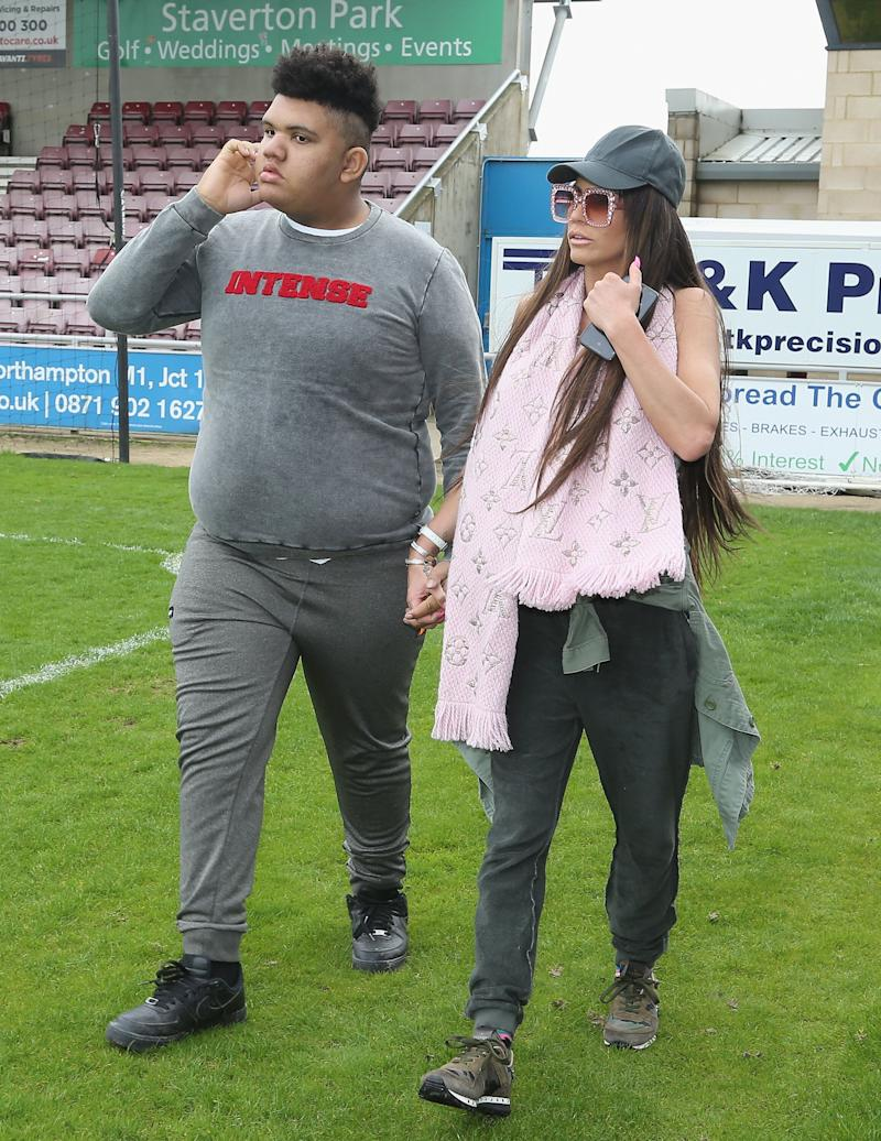 Harvey and Katie Price pictured in 2018 (Photo: Pete Norton via Getty Images)