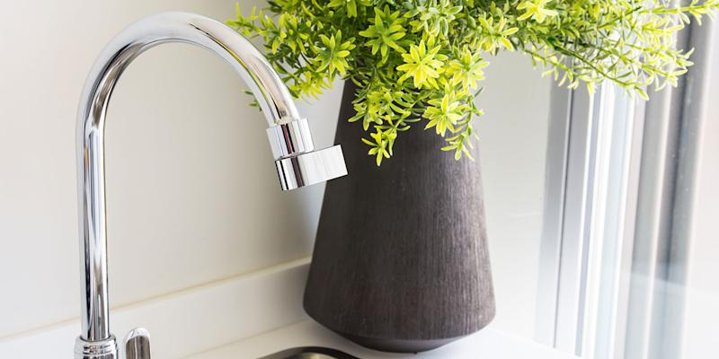 Awesome tech you can't buy yet: Atomizing faucet nozzles, robot hands, and more
