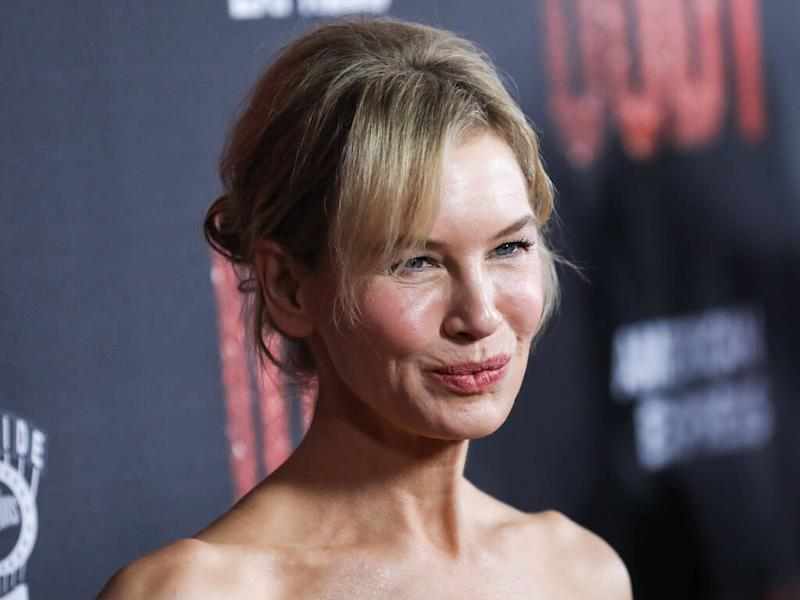 Renee Zellweger studying international policy at university