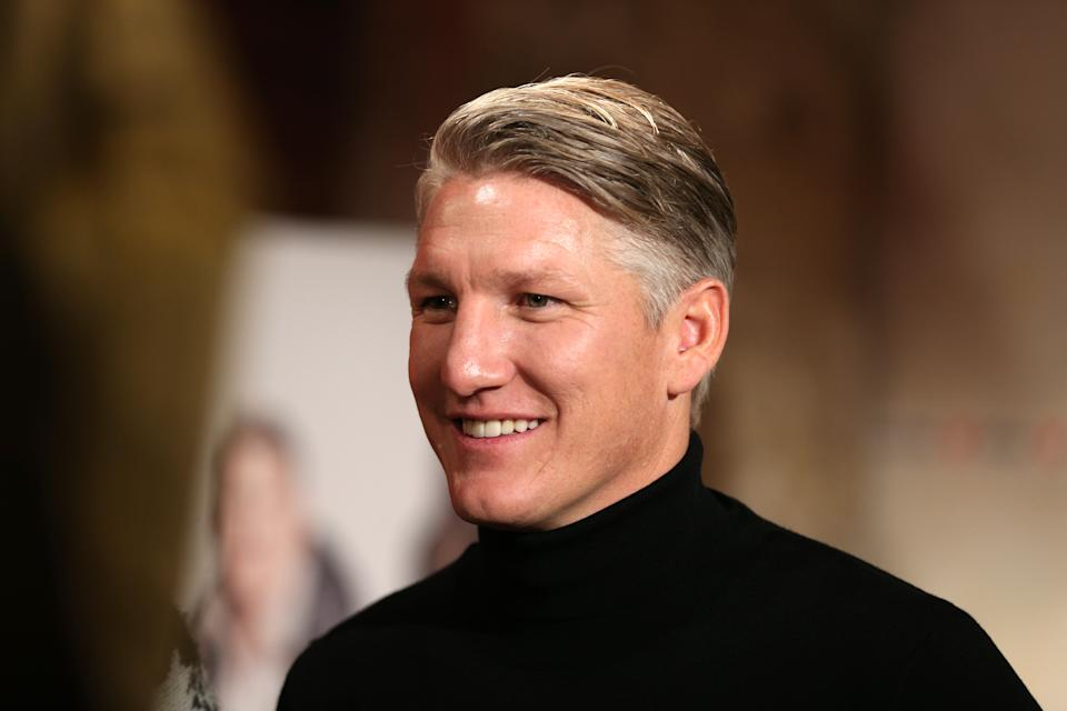 BERLIN, GERMANY - JANUARY 14: Bastian Schweinsteiger during the BRAX house party during Berlin Fashion Week Autumn/Winter 2020 at Fabrik 23 on January 14, 2020 in Berlin, Germany. (Photo by Gisela Schober/Getty Images for BRAX)