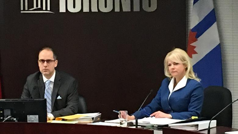 Toronto auditor general finds city workers spending tens of thousands on orthotics, physio
