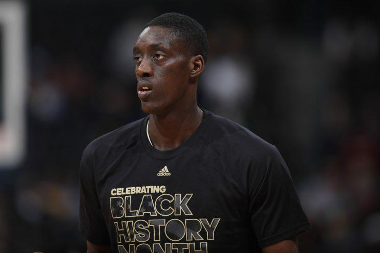 Tony Snell made an impact with the Bucks in only one season. (AP)