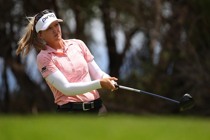 Lee third as Henderson wins LPGA Hawaii